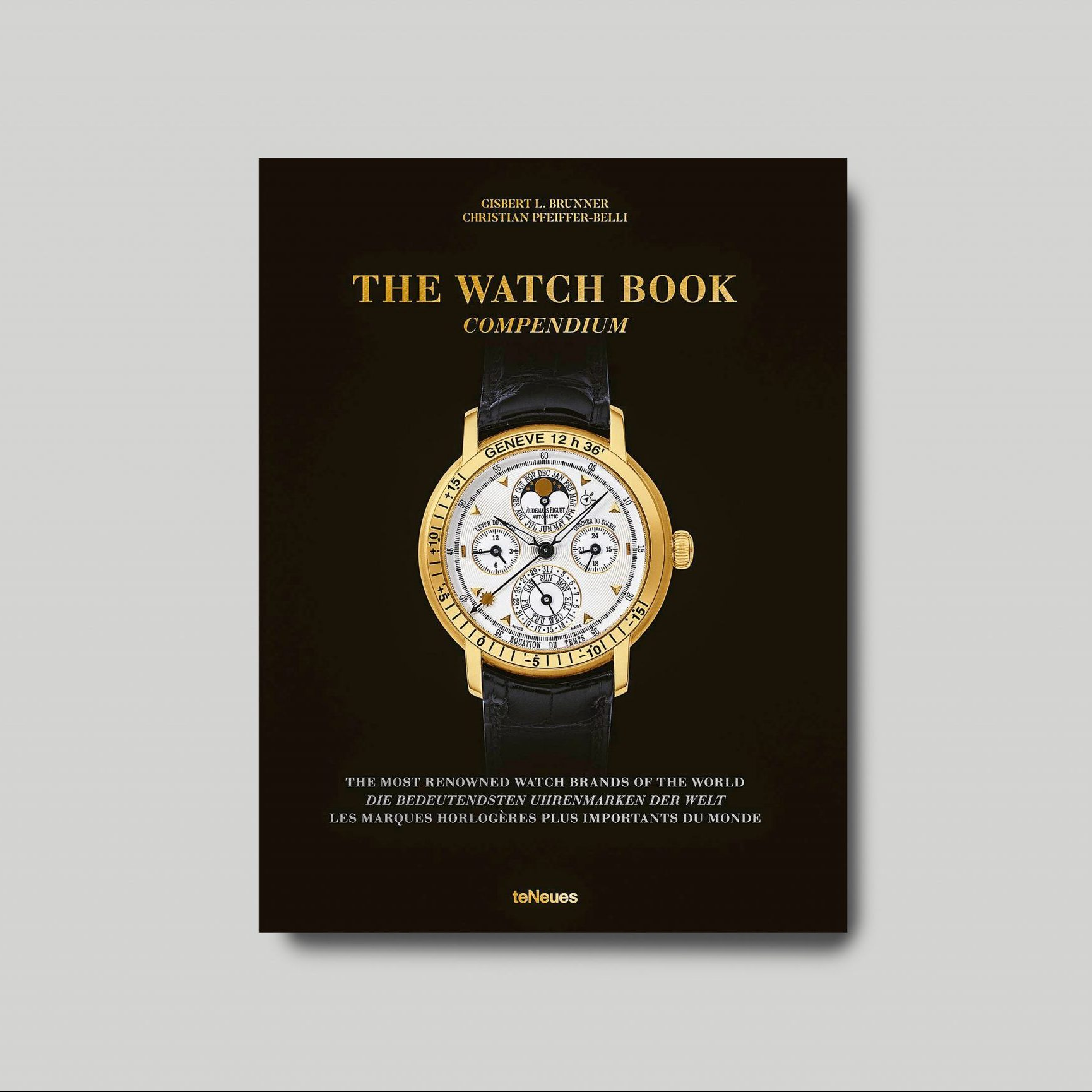 The Watch Book - Compendium | New Mags